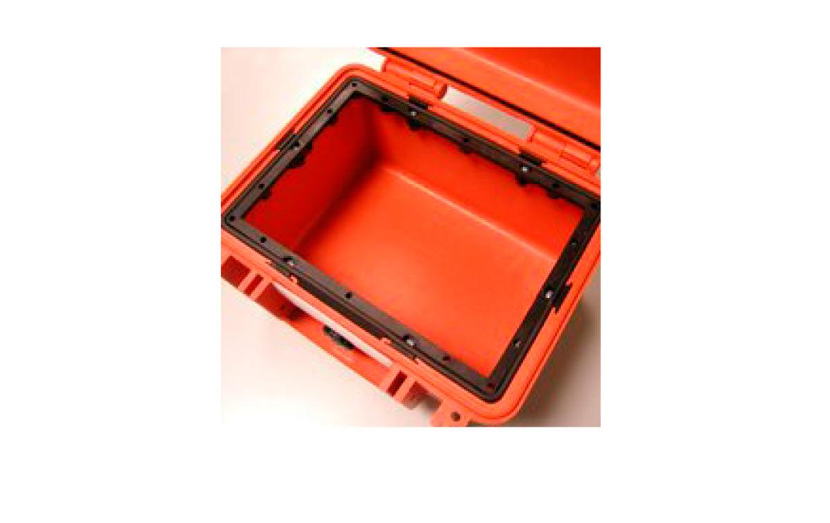 PAN-EXPL-44 Marco para paneles maletas 4412 y 4419.