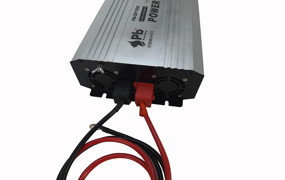 LAFI-121500NS Inversor Onda Senoidal Pura 12 vol - 220 vol 1.500 watios