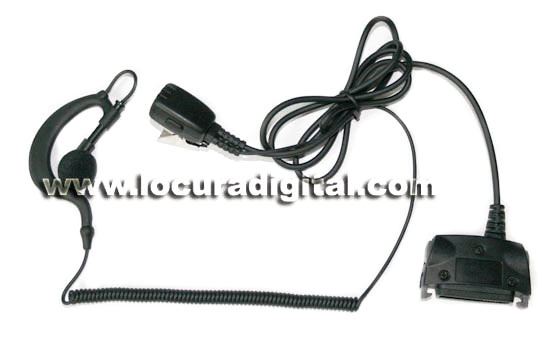 NOKIA PIN29 THR-880 and 880i MICRO HEADSET FOR NOKIA TETRA WALKIES