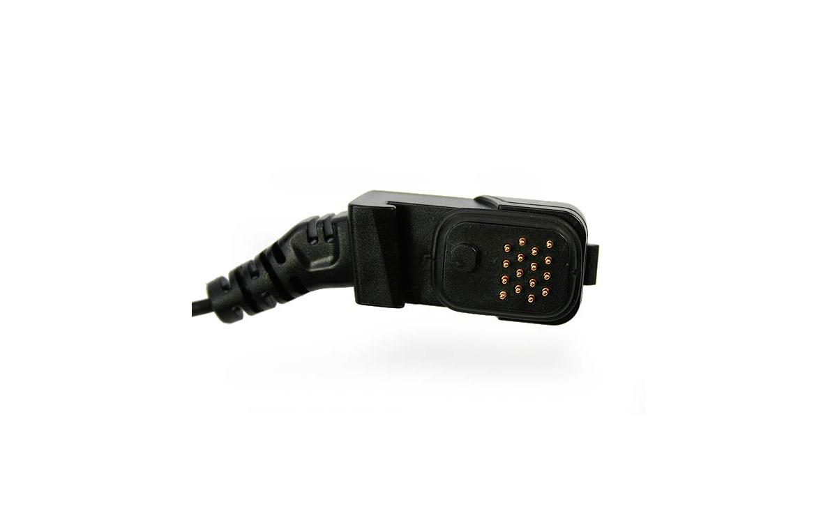 Nauzan PIN29TPH700 Micro-Auricular para a EADS MATRA TPH-700 JUPITER