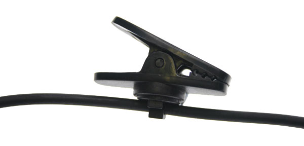 NAUZER PIN 40 M Micro-Auricular tubular especial para ambientes ruidos con PTT / VOX.