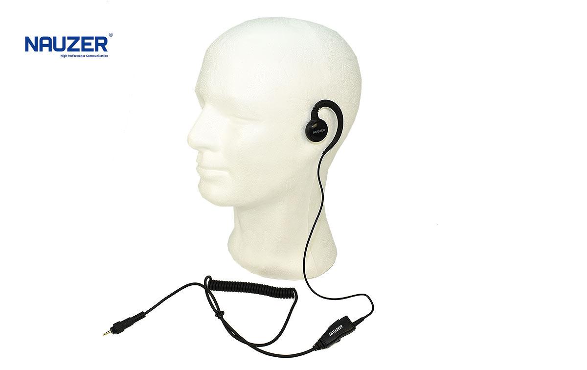 pin-4602a micro-auricular pinganillo profesional para motorola clp446