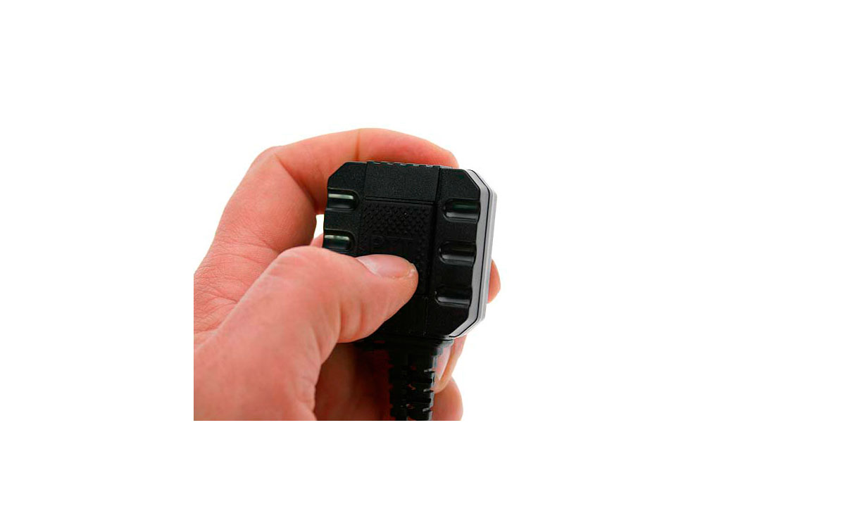 PIN-99K NAUZER Micro-Auricular Orejera Profesional PTT, posibilidad de 2º PTT