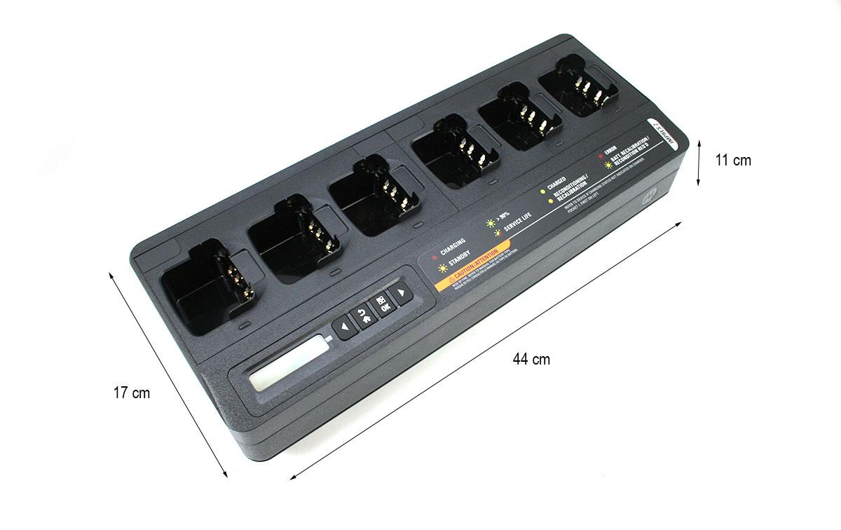 Motorola PMPN-4283A walkies DP-2400, DP-2600, DP-4400, DP-4401, DP-4600, DP-4601, DP-4800, DP-4801,DP-3400, DP-3401, DP-3600, DP-3601 y los dp-4401 ATEX y DP-4801 ATEX