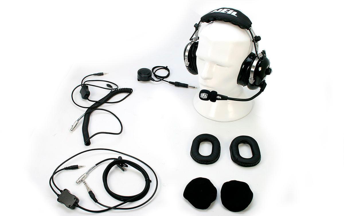 proset7 heil micro auriculares profesionales heil pro-set 7 para radiocomunicación