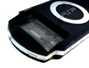 Batería PSP