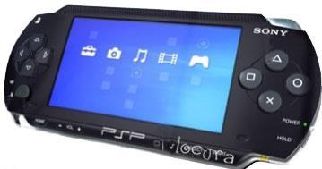 Batería consola PSP