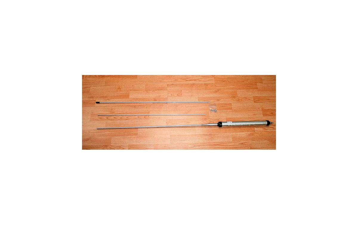 R2 DIAMOND Elemento de bobina y aluminio para CP6 banda 80 mts. Frecuencia  3.650 a 3.725MHz