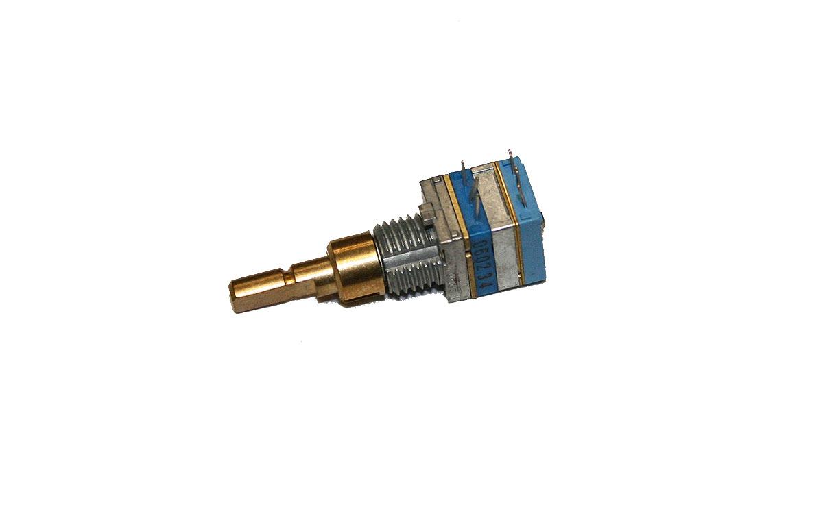 Recambio original de KENWOOD para el modelo de walkie THF7E, Potenciometro Volumen KENWOOD modelo THF7E ref. R39060215
