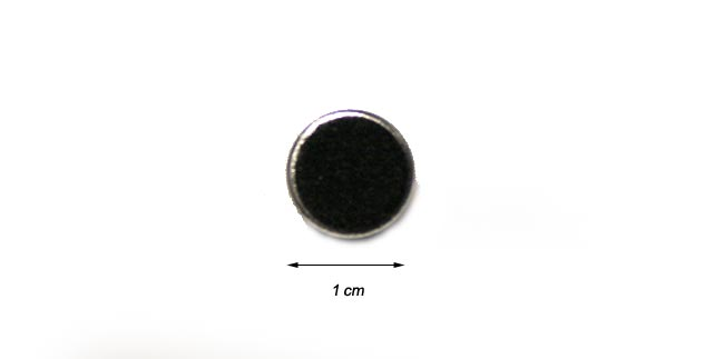 luthor rectl77-omicro spare part. original microphone for luthor tl-77 pmr-446