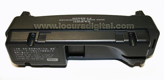 Painel frontal RECYAAG56X003 Yaesu FT-8900