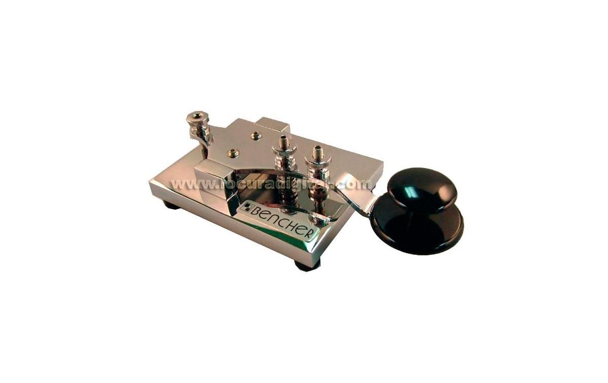 BENCHER-RJ2 BENCHER tecla telegráfica para morse CW