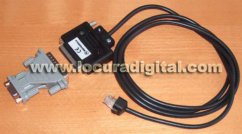 RKN4081 CABLE DE PROGRAMMATION