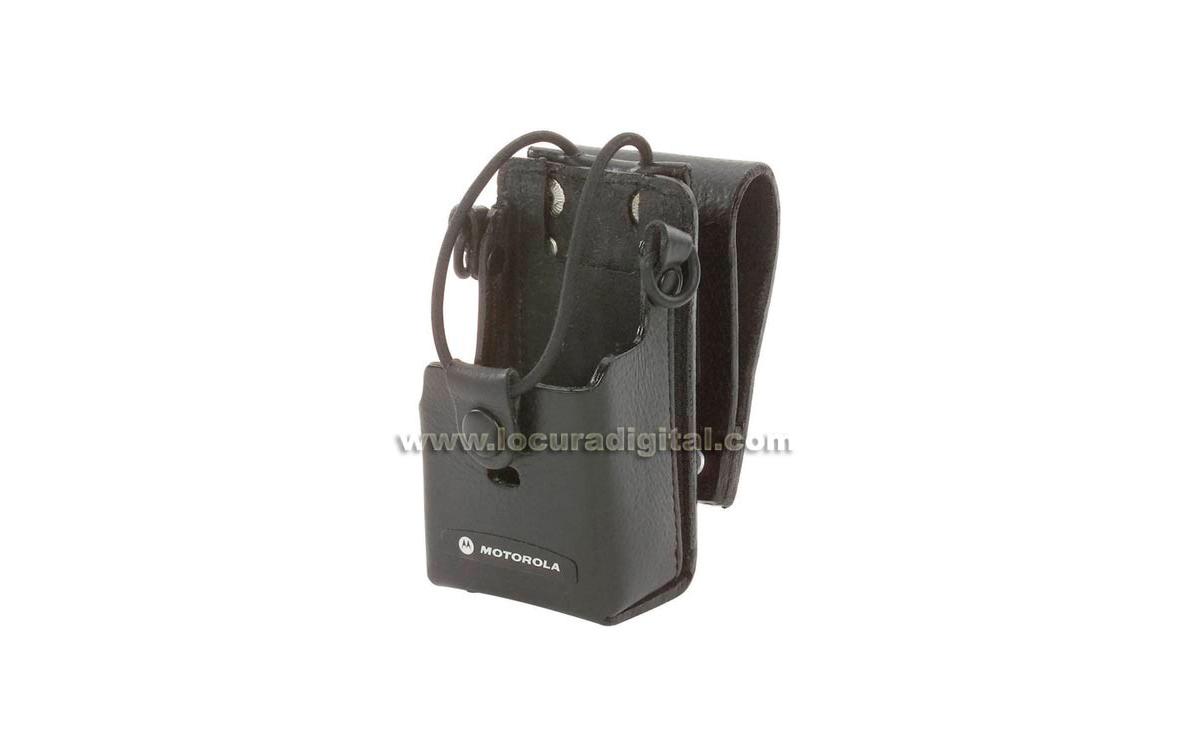 Motorola RLN6302A  Fundas de cuero  para los walkies  RDU2020, RDU2080D, RDU4100, RDU4160D, RDV2020,