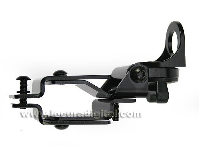 RS660U COMET soporte para antenas. Especial para retrovisor camión o barra coche