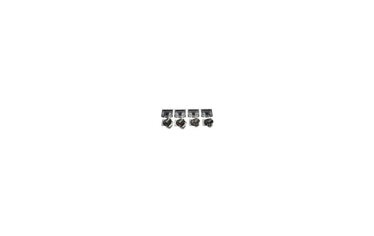 0350-341-000 Juego de 4 ruedas