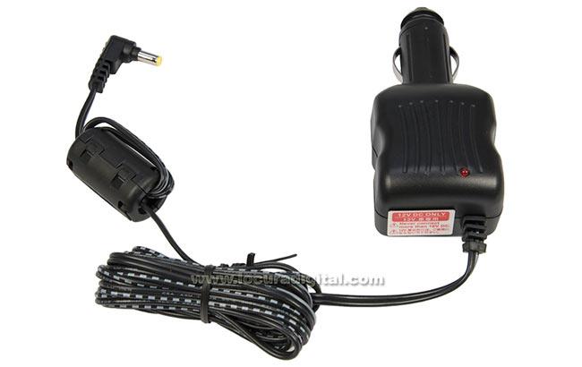 yaesu sdd-13 cargador de mechero. 12v. valido para yaesu vx 110/ 120 / 170/ 150/ ft60/ vx-7/ vx6e/ vr500 / ft817