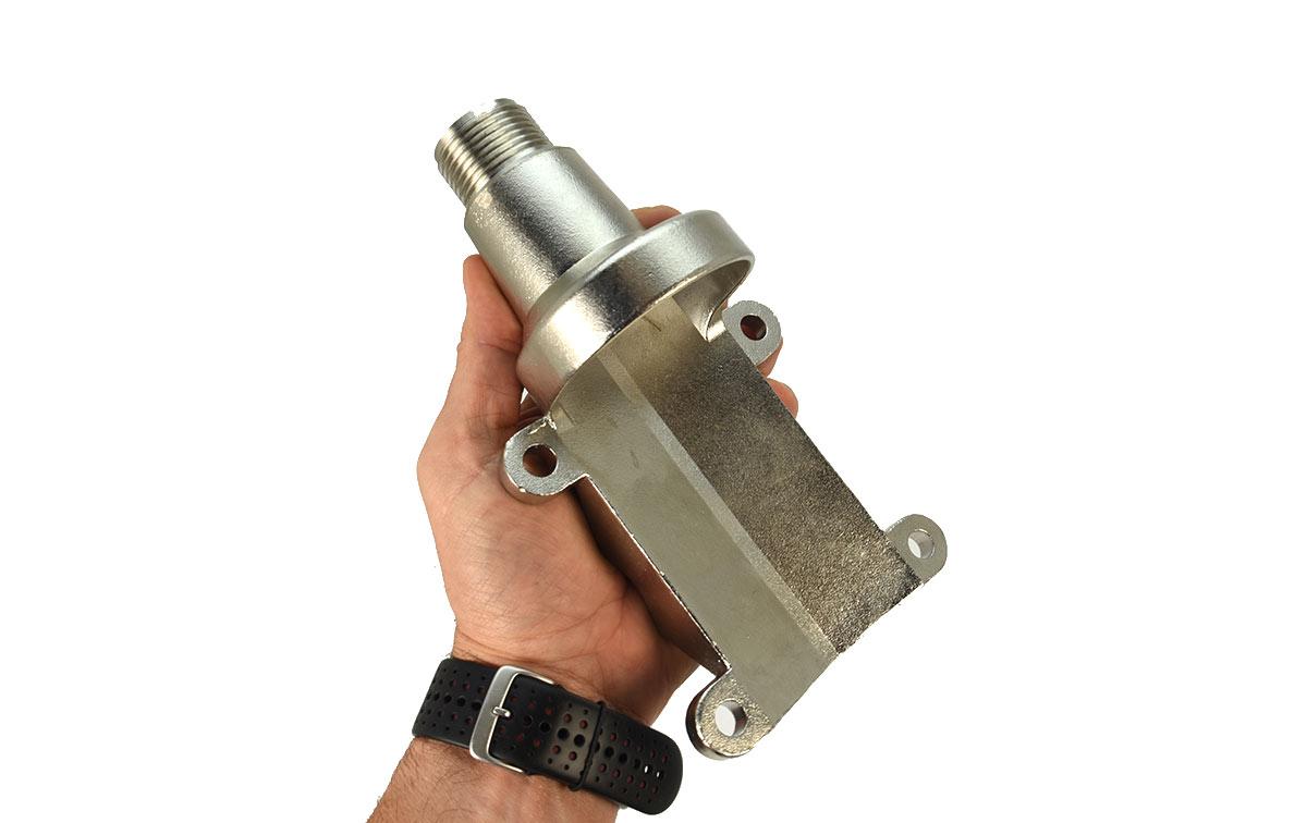 MIRMIDON SEAFIX-99 Base rosca1 pulgada soporte robusto antena nautica