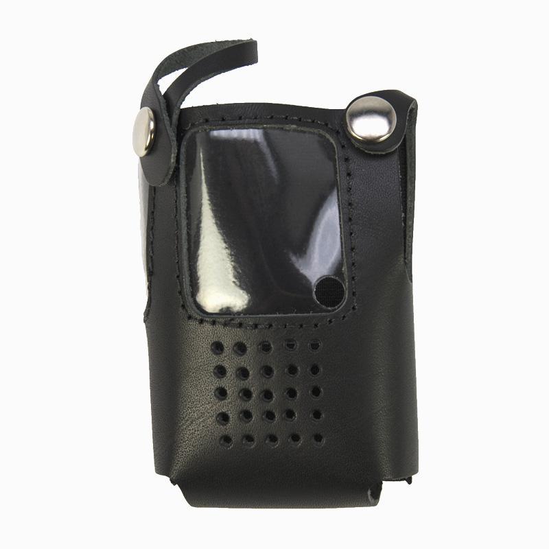 Z47231 ZODIAC Funda Piel con clip rápido a cinturón PROLINE y TEAM PRO. Color Negr