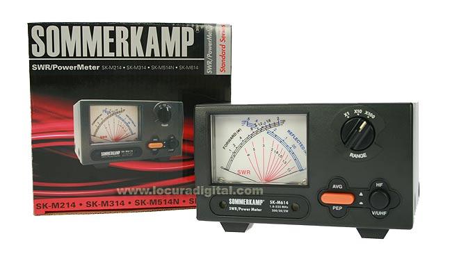 SKM-614 SOMMERKAMP