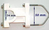 SN34 Soporte para mástill Antenas náuticas