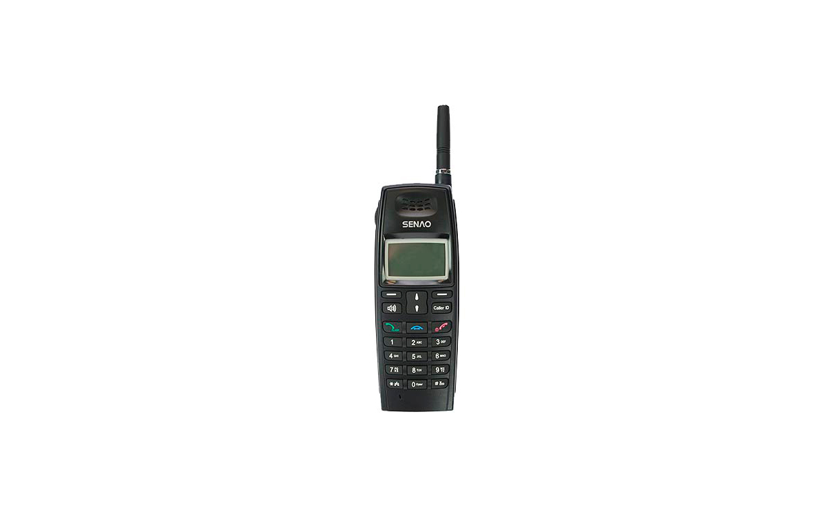 SENAO SN-358 PLUS SPARE PHONE! FOR SN-358 BASE.