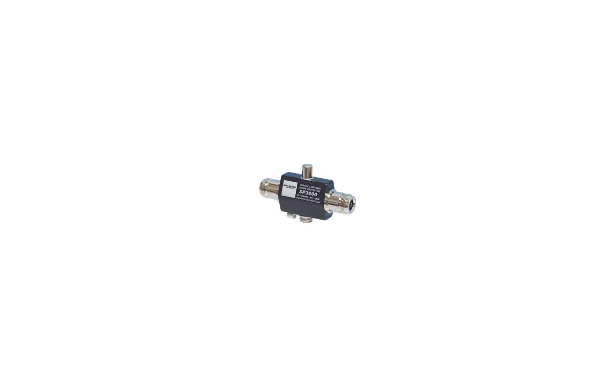 DIAMOND SP3000. Protector antena conectores N.
