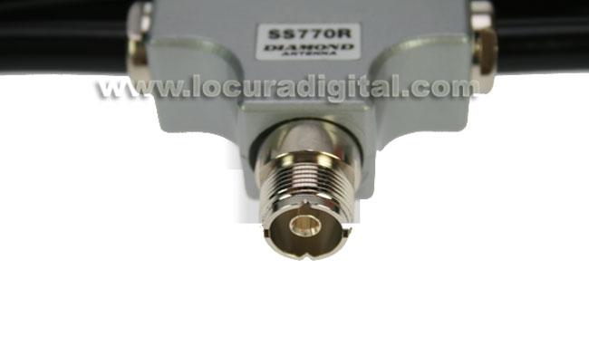 SS770R DIAMOND original acoplador de antenas directivas para 144 /430  mhz