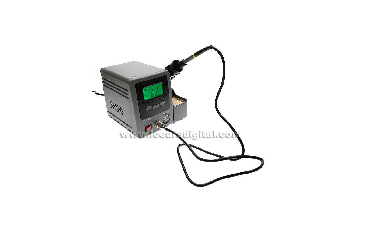 LAFAYETTE SSD81 digital soldering station
