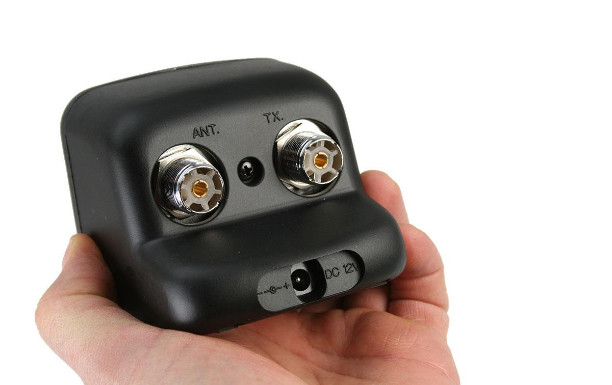 SX 40 - RW 40. Medidor R.O.E. / Watimetro hasta 150 w.VHF/UHF 140- 520 MHZ