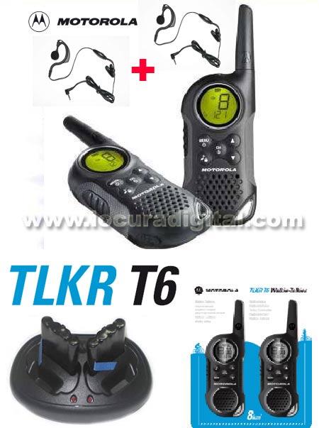 TALKABOUT  TLKR T6