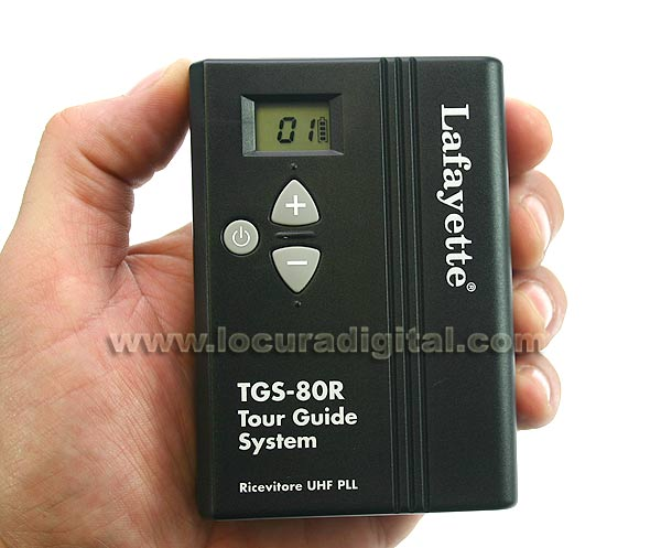 TGS80R