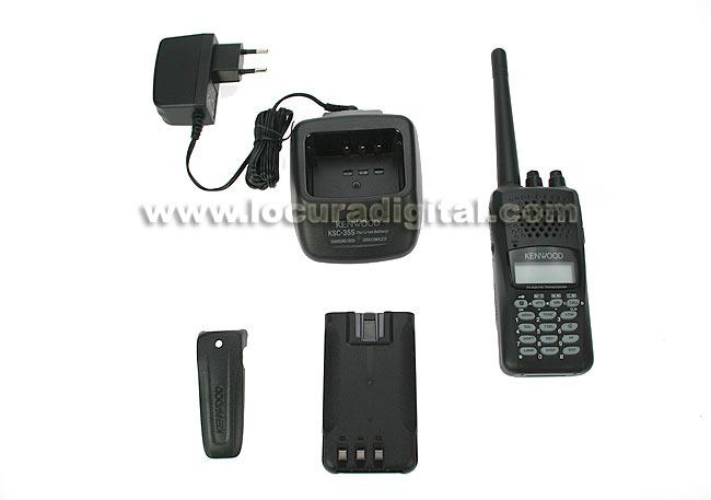 KENWOOD THK-40  WALKIE  UHF 430 - 440