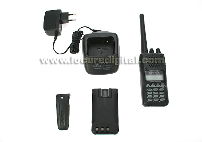 kenwood thk-20e walkie vhf 144- 146