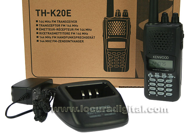 kenwood th-k20e transceiver