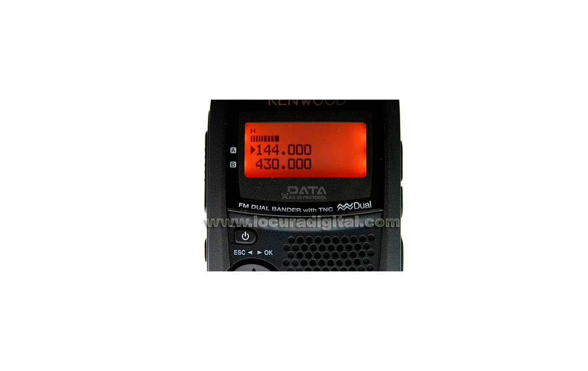 KENWOOD TH-D72