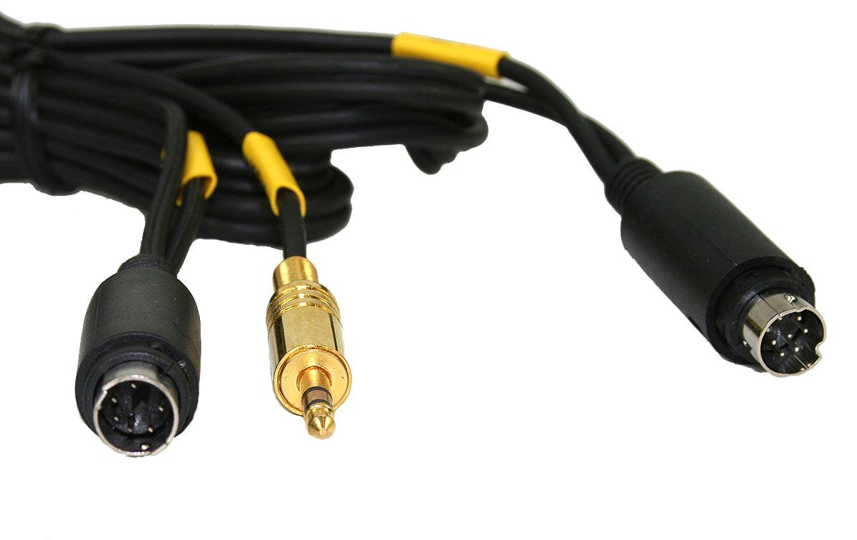 TI-FTMINI8: Cable para Yaesu FT-100, FT-817, FT-817ND, FT-857, FT-857D, FT-897, FT-897D