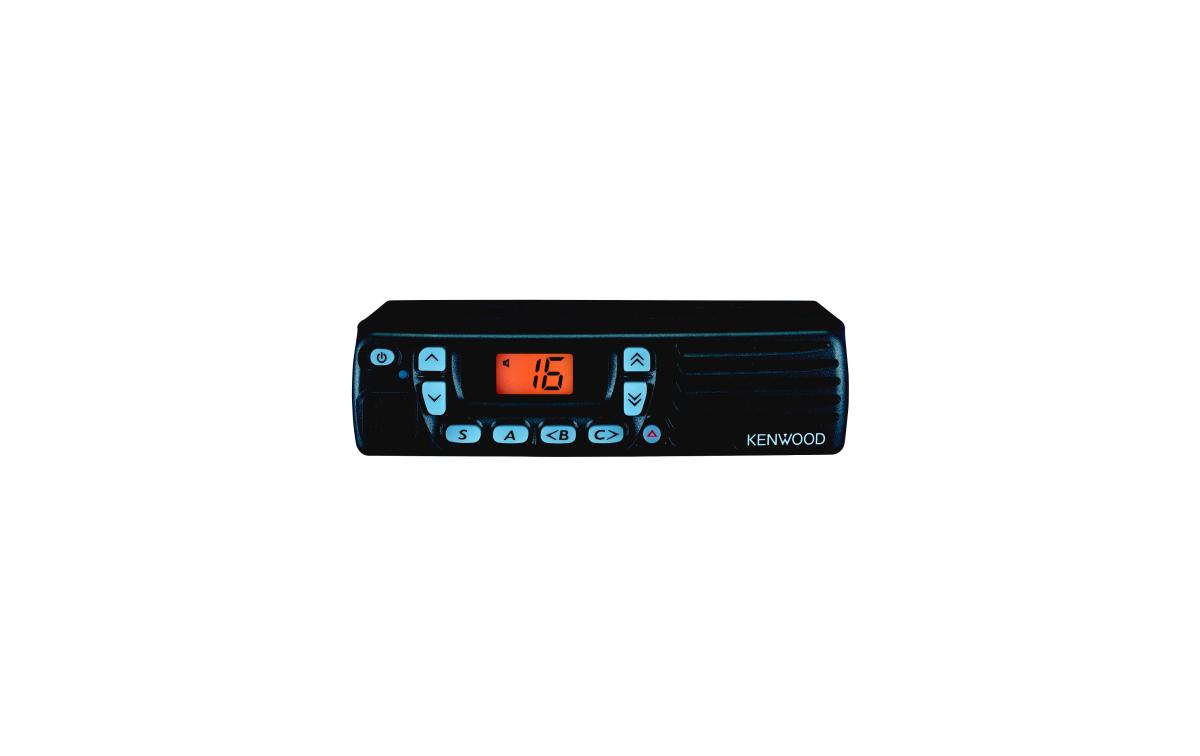 TK-8162E KENWOOD TRANSCEPTORES DE RADIO MÓVILES PROFESIONAL 16 CANALES UHF 440-470 MHZ PROGRAMABLE P