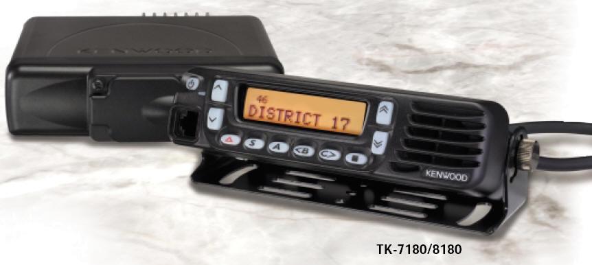 KENWOOD TK-8180E Transceiver