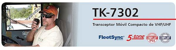 KENWOOD TK 7302
