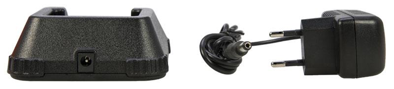 TLC-350 Cazuela para realizar la carga de la bateria TLB-450 del walkie TL-50   transformador TLC-350/1
