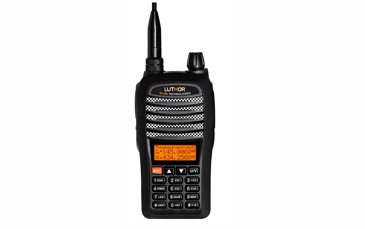 Luthor TL55 KIT-4 walkie talkie