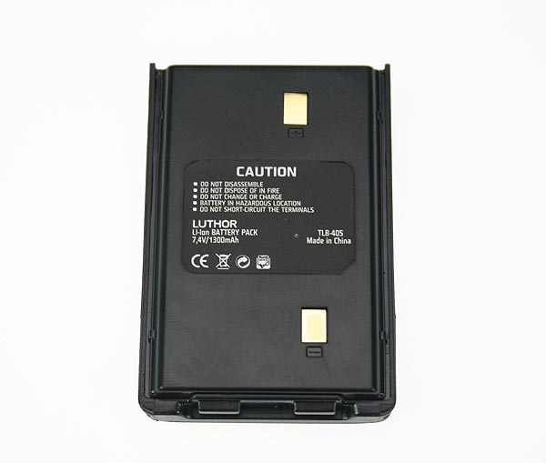 LUTHOR TLB405 1300 mAh Lithium Battery for TL-11 handheld