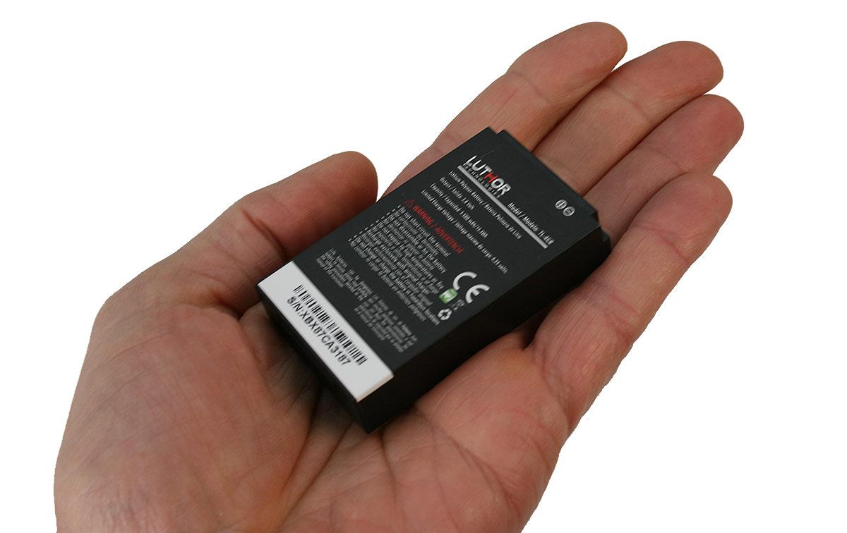 TLB-4G8 Bateria de litio capacidad 3500 mAh para TL4g8 y Inrico T320