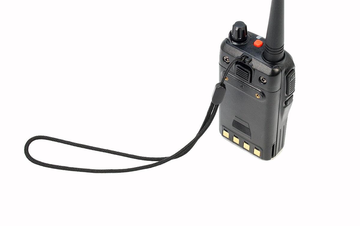TL CORREA correa universal para walkies con orificio para correa.