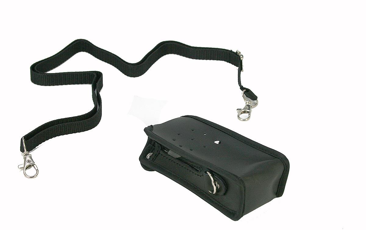 TLF472 LUTHOR funda de piel para walkie MD-280