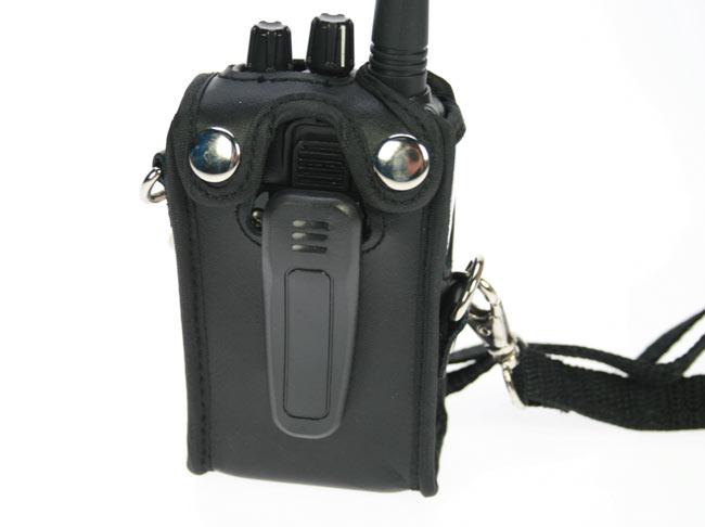 Piel TLF488 talkie Luthor TL-88, de couleur noire