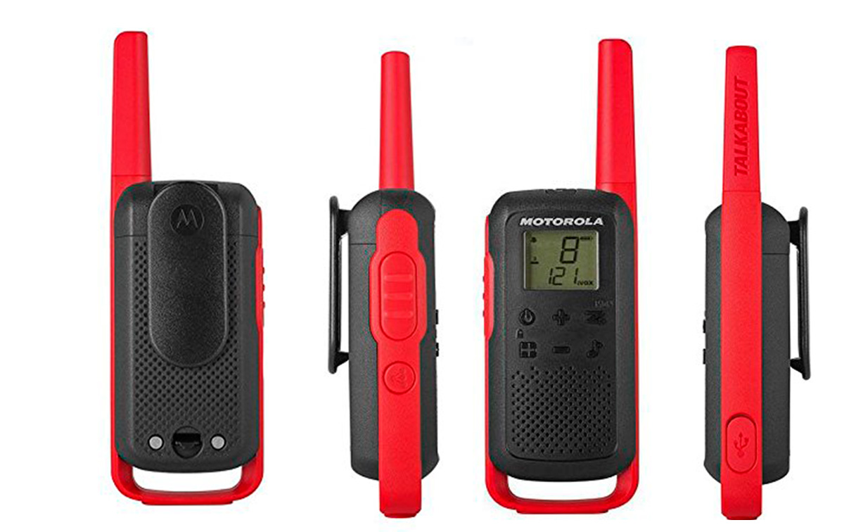 Motorola TLKR-T62-RED todos Full