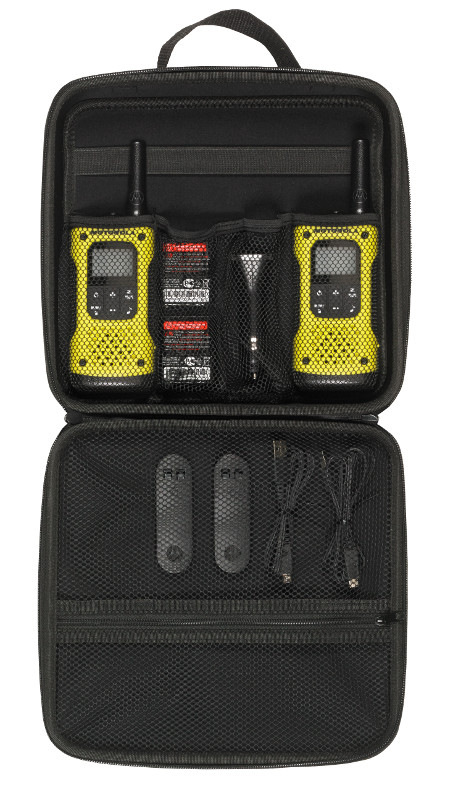 tlkr t92 h2o motorola pareja de walkies pmr446 de uso libre sumergible ip 67