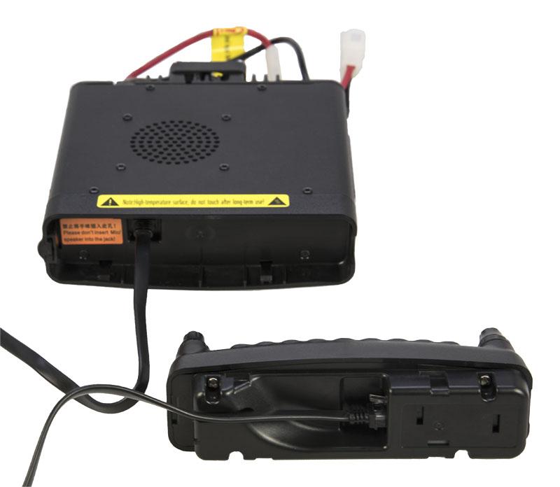 luthor tlm-808 emisora bi-banda 144/430/ mhz